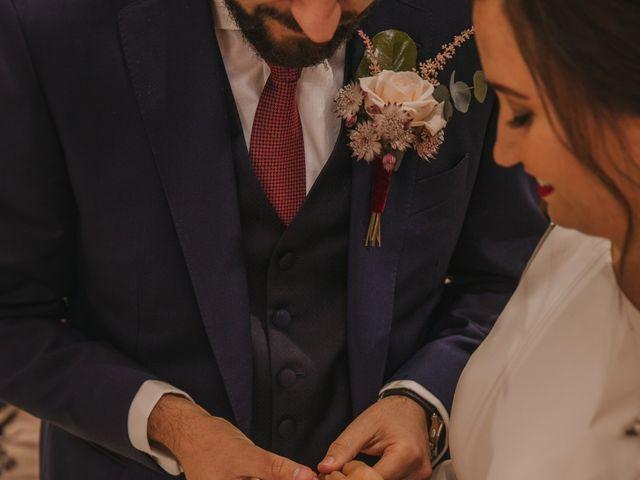 La boda de Víctor y Inés en Muro De Alcoy, Alicante 27