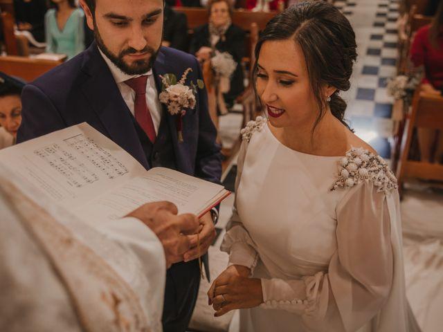 La boda de Víctor y Inés en Muro De Alcoy, Alicante 28