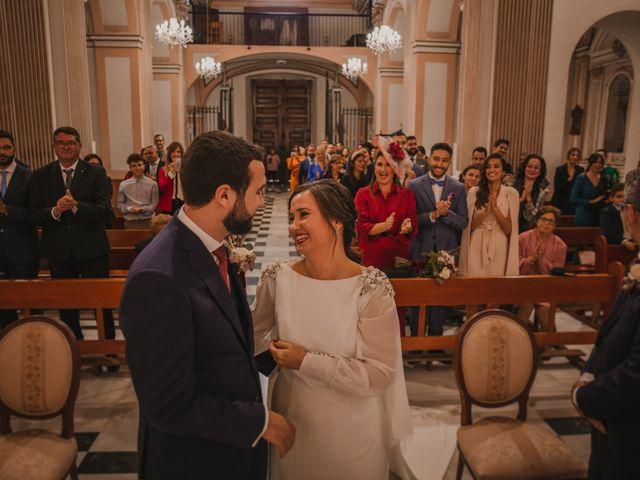 La boda de Víctor y Inés en Muro De Alcoy, Alicante 31