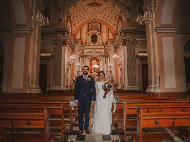 La boda de Víctor y Inés en Muro De Alcoy, Alicante 32