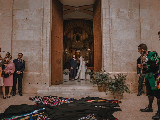 La boda de Víctor y Inés en Muro De Alcoy, Alicante 33