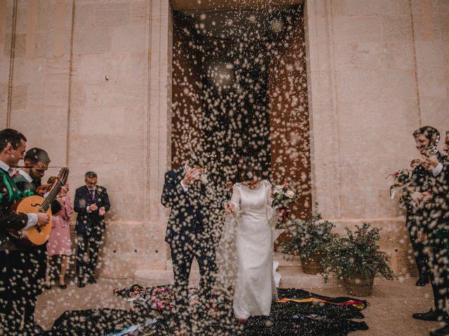 La boda de Víctor y Inés en Muro De Alcoy, Alicante 34