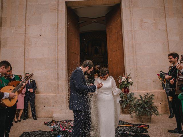 La boda de Víctor y Inés en Muro De Alcoy, Alicante 35