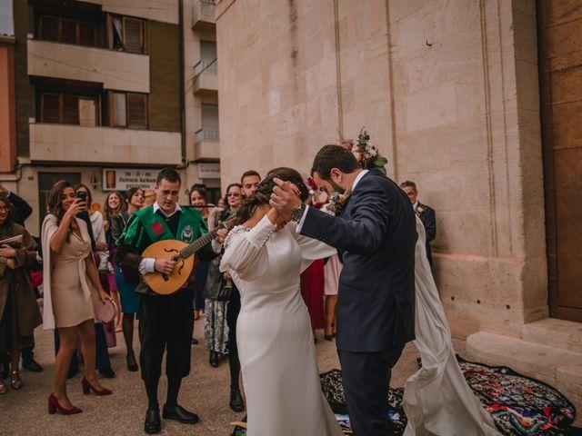 La boda de Víctor y Inés en Muro De Alcoy, Alicante 36