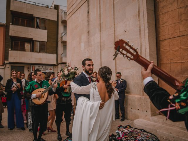 La boda de Víctor y Inés en Muro De Alcoy, Alicante 37
