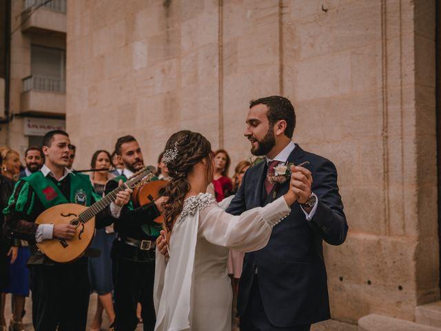 La boda de Víctor y Inés en Muro De Alcoy, Alicante 38