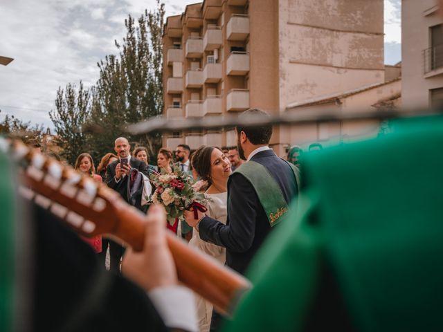 La boda de Víctor y Inés en Muro De Alcoy, Alicante 40