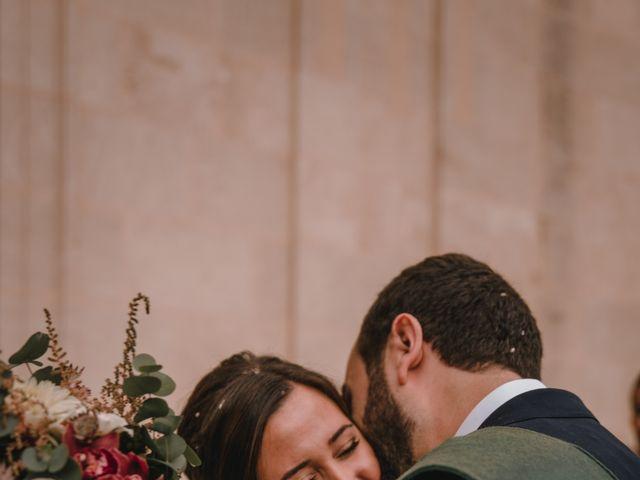 La boda de Víctor y Inés en Muro De Alcoy, Alicante 41