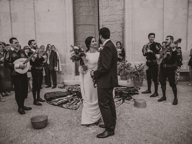 La boda de Víctor y Inés en Muro De Alcoy, Alicante 43