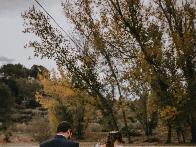 La boda de Víctor y Inés en Muro De Alcoy, Alicante 47