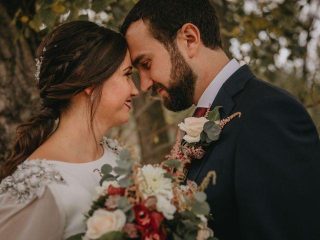 La boda de Inés y Víctor
