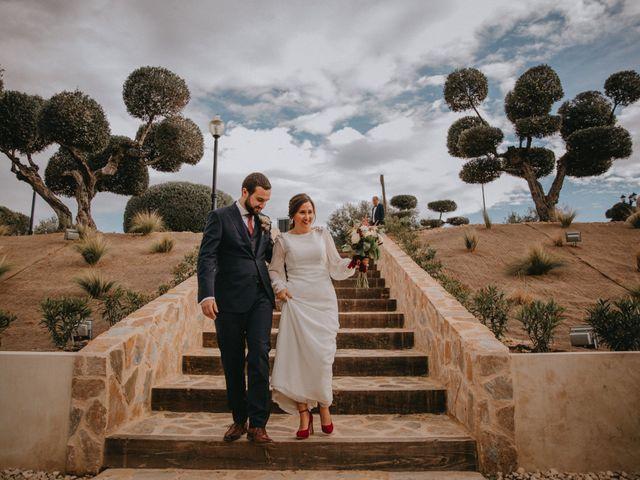 La boda de Víctor y Inés en Muro De Alcoy, Alicante 60