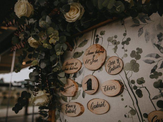 La boda de Víctor y Inés en Muro De Alcoy, Alicante 62
