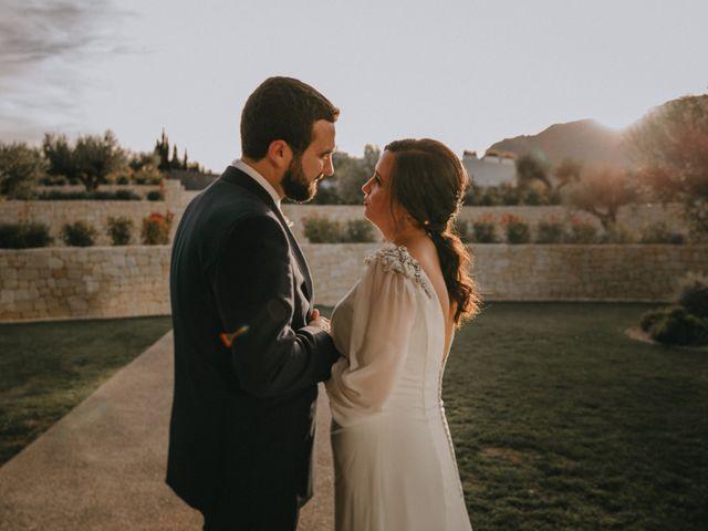 La boda de Víctor y Inés en Muro De Alcoy, Alicante 72