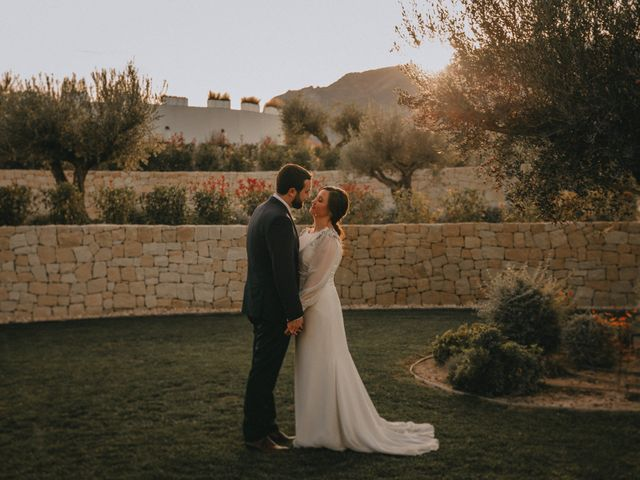 La boda de Víctor y Inés en Muro De Alcoy, Alicante 76
