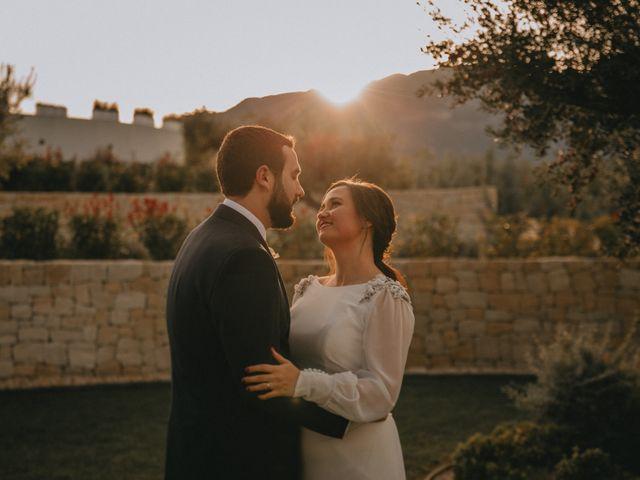 La boda de Víctor y Inés en Muro De Alcoy, Alicante 77