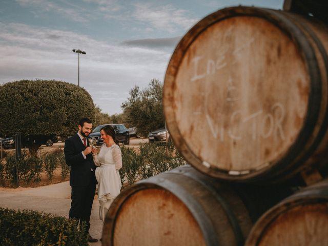 La boda de Víctor y Inés en Muro De Alcoy, Alicante 80