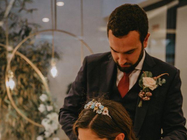 La boda de Víctor y Inés en Muro De Alcoy, Alicante 88