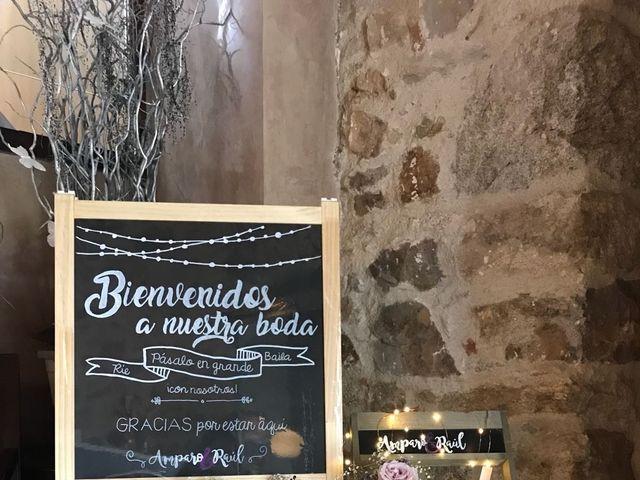 La boda de Raúl y Amparo en Barco De Avila, Ávila 1