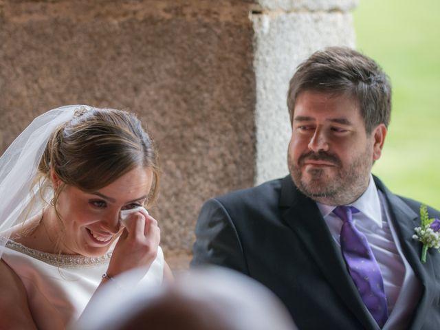 La boda de Raúl y Amparo en Barco De Avila, Ávila 13