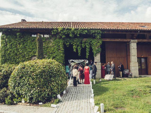 La boda de Raúl y Amparo en Barco De Avila, Ávila 15