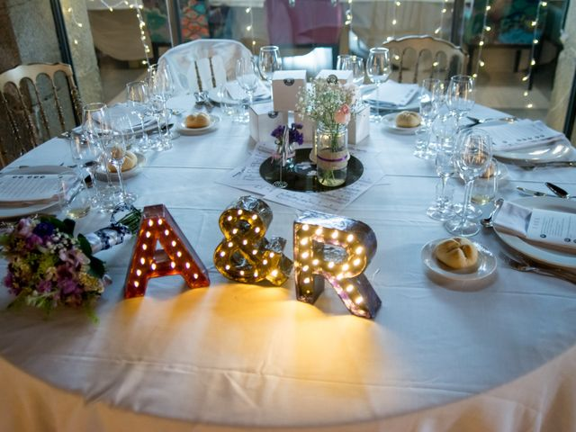 La boda de Raúl y Amparo en Barco De Avila, Ávila 21
