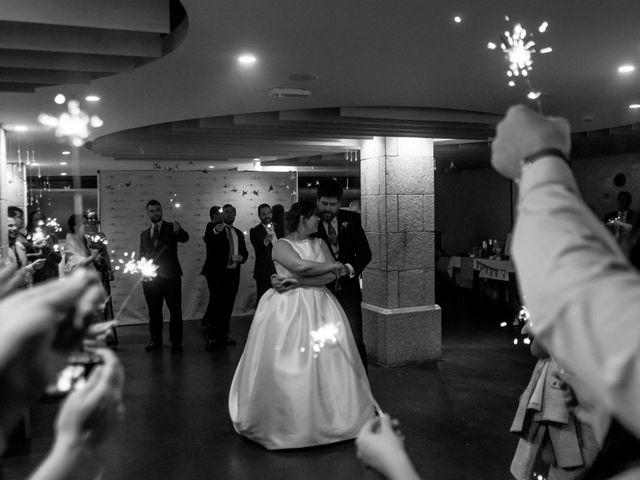 La boda de Raúl y Amparo en Barco De Avila, Ávila 25