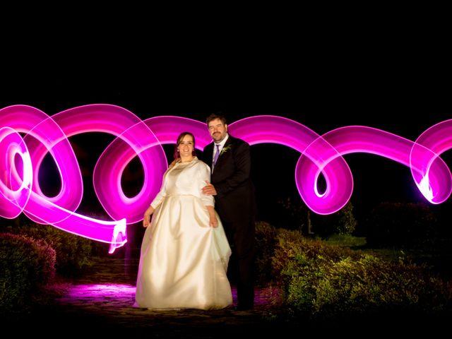 La boda de Raúl y Amparo en Barco De Avila, Ávila 27