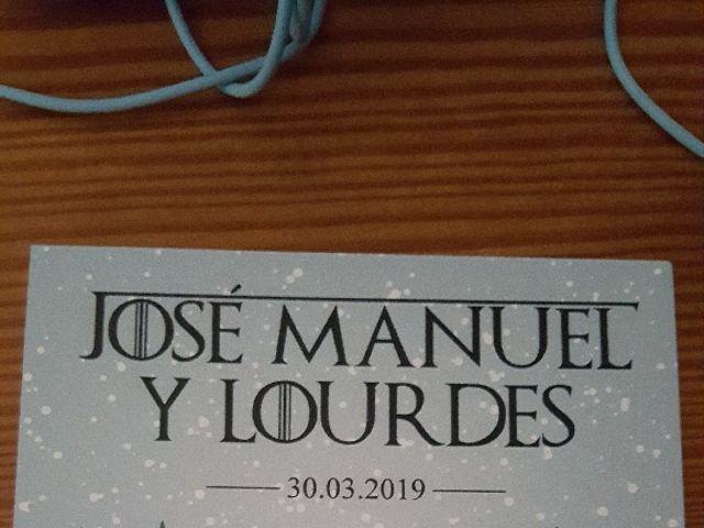 La boda de Jose manuel y Lourdes en Palma De Mallorca, Islas Baleares 1