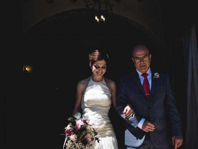 La boda de Fran y Lucia en Coin, Málaga 6