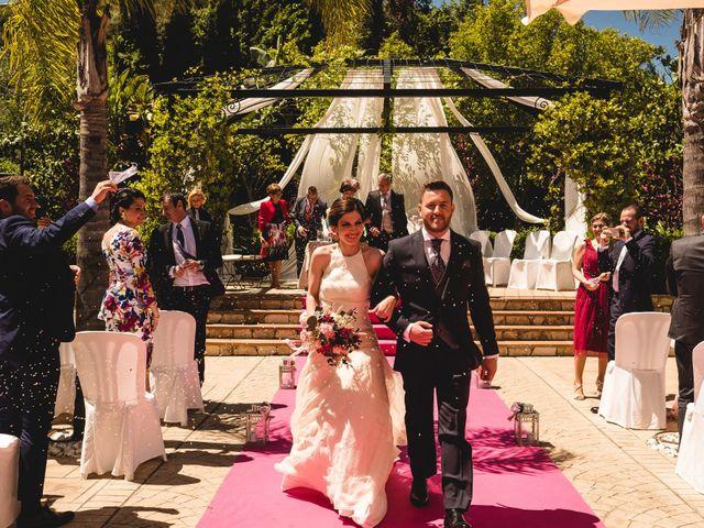 La boda de Fran y Lucia en Coin, Málaga 7