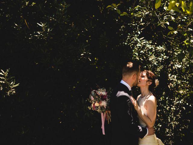 La boda de Lucia y Fran