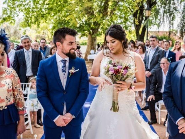 La boda de Antonio  y Elizabeth  en Córdoba, Córdoba 7