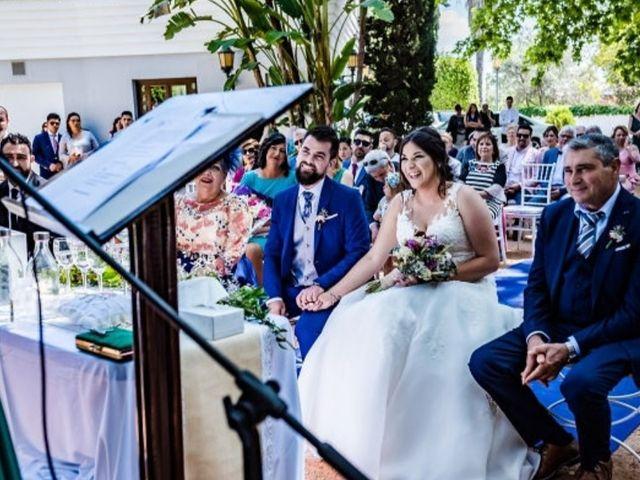 La boda de Antonio  y Elizabeth  en Córdoba, Córdoba 14
