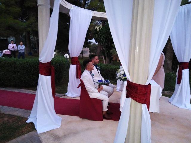 La boda de Miguel  y Jhonatan