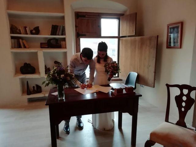 La boda de Marc y Rut en Salomo, Tarragona 1