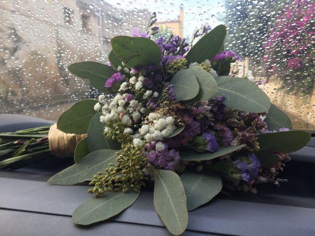 La boda de Marc y Rut en Salomo, Tarragona 3