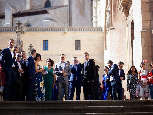 La boda de Sergio y Cristina en Burgos, Burgos 18