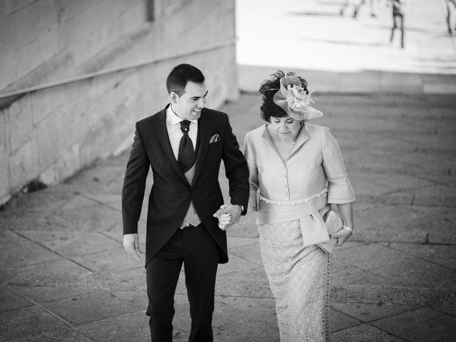 La boda de Sergio y Cristina en Burgos, Burgos 19