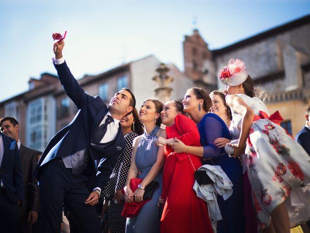 La boda de Sergio y Cristina en Burgos, Burgos 20