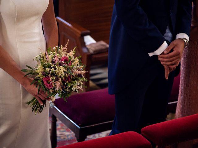 La boda de Sergio y Cristina en Burgos, Burgos 25