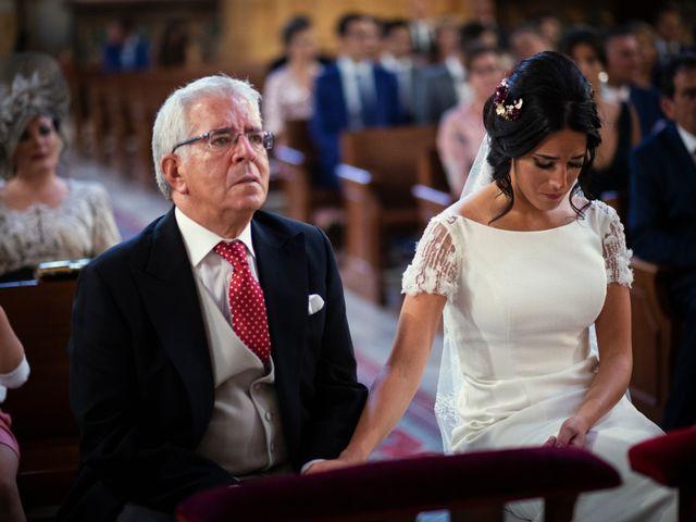 La boda de Sergio y Cristina en Burgos, Burgos 29
