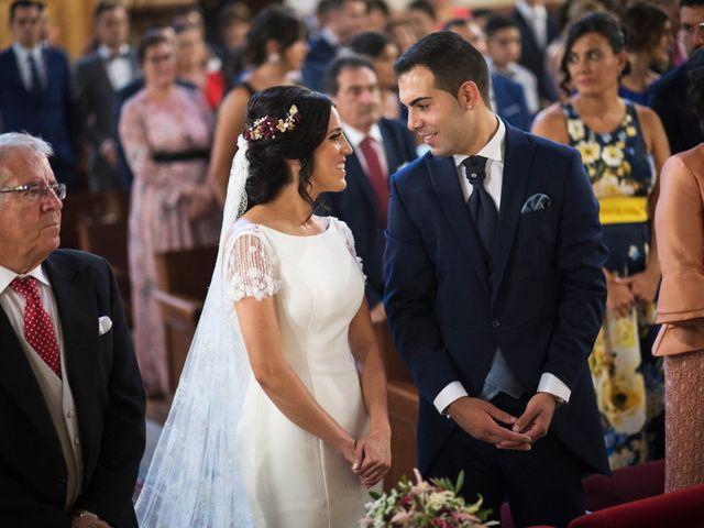 La boda de Sergio y Cristina en Burgos, Burgos 32