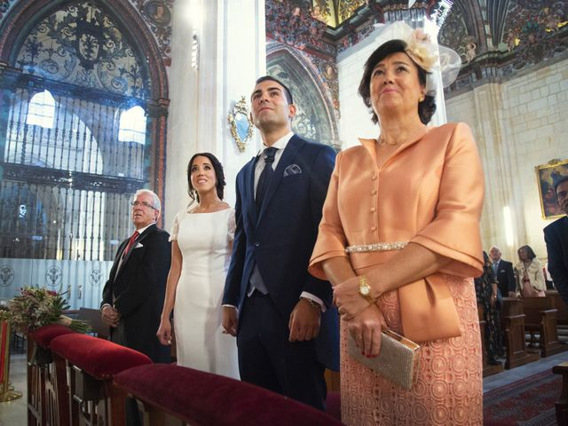 La boda de Sergio y Cristina en Burgos, Burgos 33