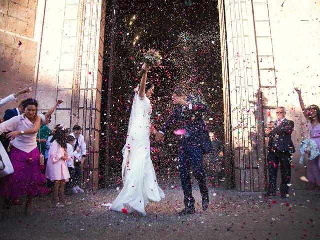 La boda de Sergio y Cristina en Burgos, Burgos 35