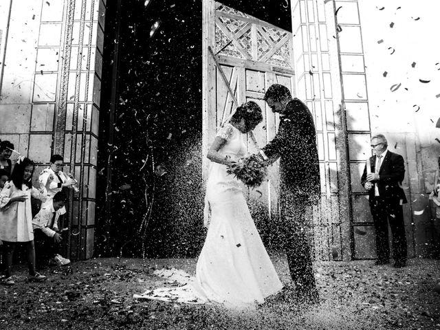 La boda de Sergio y Cristina en Burgos, Burgos 36