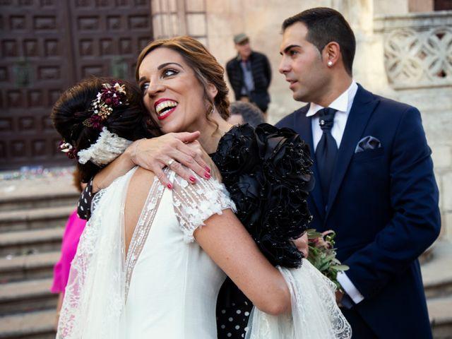 La boda de Sergio y Cristina en Burgos, Burgos 37
