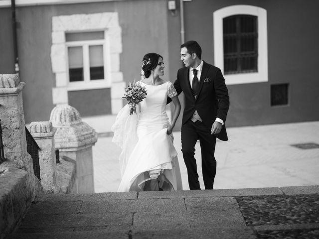 La boda de Sergio y Cristina en Burgos, Burgos 39