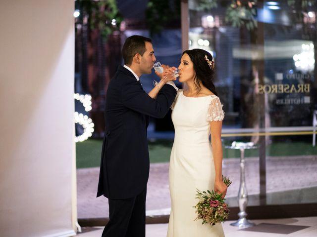 La boda de Sergio y Cristina en Burgos, Burgos 45