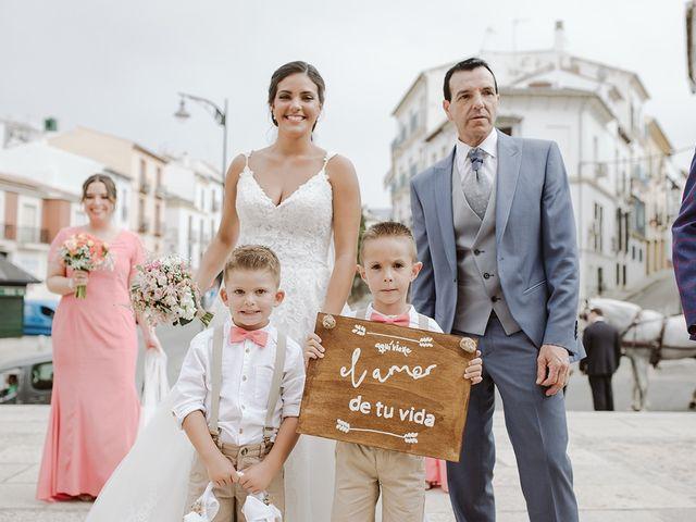 La boda de Rubén  y Marina  en La Joya Nogales, Málaga 6